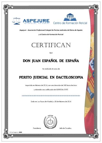 Curso Certificado En España Avalado Con La Q De Calidad Por El Ict ...